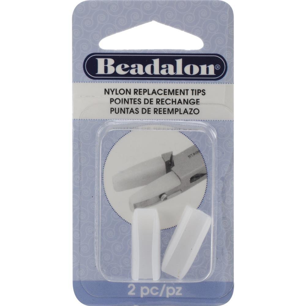 Bidaron mandibula nylon alicates de punta chip de repuesto plana ...