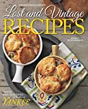 img - for Yankee's Lost & Vintage Recipes by The Editors of Yankee Magazine (2014-09-15) book / textbook / text book