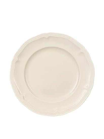 Villeroy E Boch Piatti.Villeroy Boch Manoir Bread Plate 17 Cm Premium Porcelain White