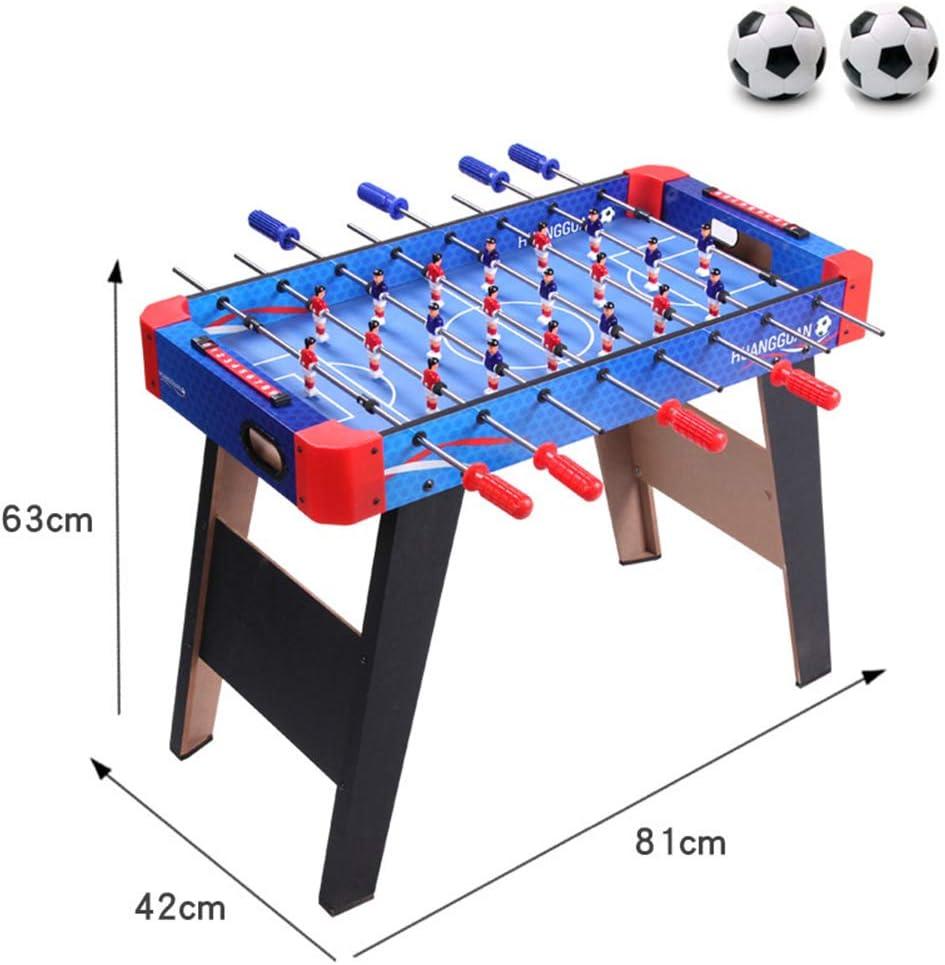 YJF 32 Foosball Tabla Fútbol del Fútbol De Interior Al Aire Libre Juegos De Juego Jugar Arcade Deportes Diversión: Amazon.es: Hogar