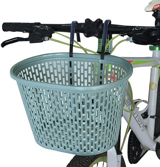 Hyx Plegable Trasera de Bicicletas Cesta de Malla de plástico ...
