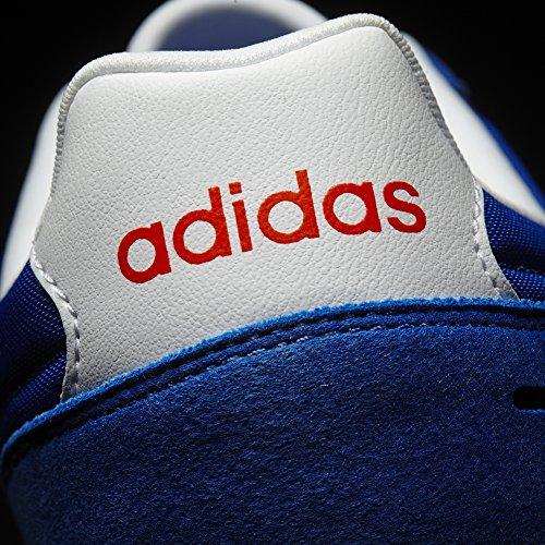 Adidas Neo By Racer Mænds Trænere Blå Aw3875 Blå-rød-hvid H7hW7
