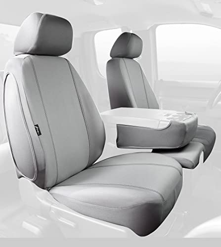 Fia Sp88-31 Gray Custom Fit Front Seat Cover
