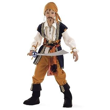 Limit Sport - Disfraz de pirata malvado para niño (MI387 ...