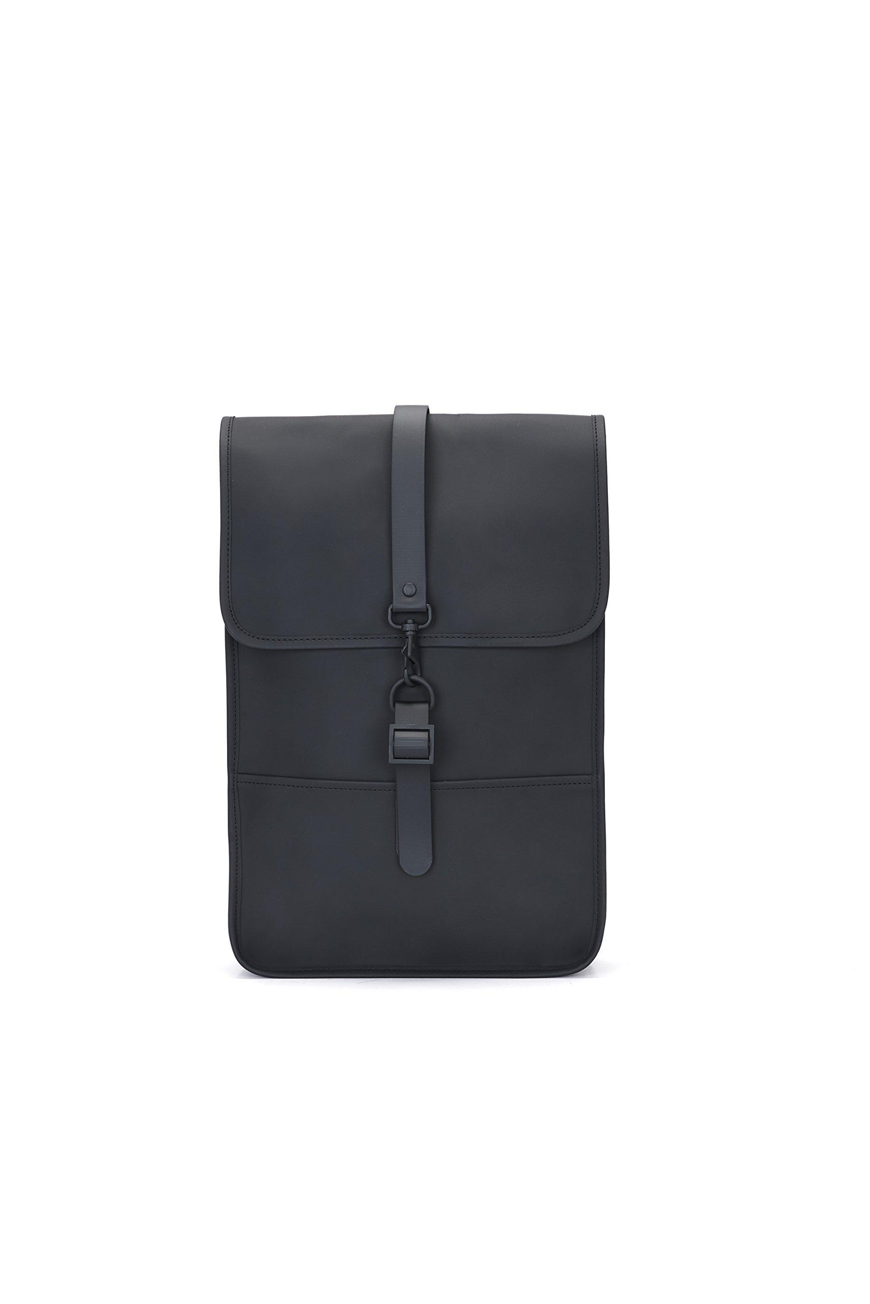 Rains Mini Backpack One Size Black by RAINS