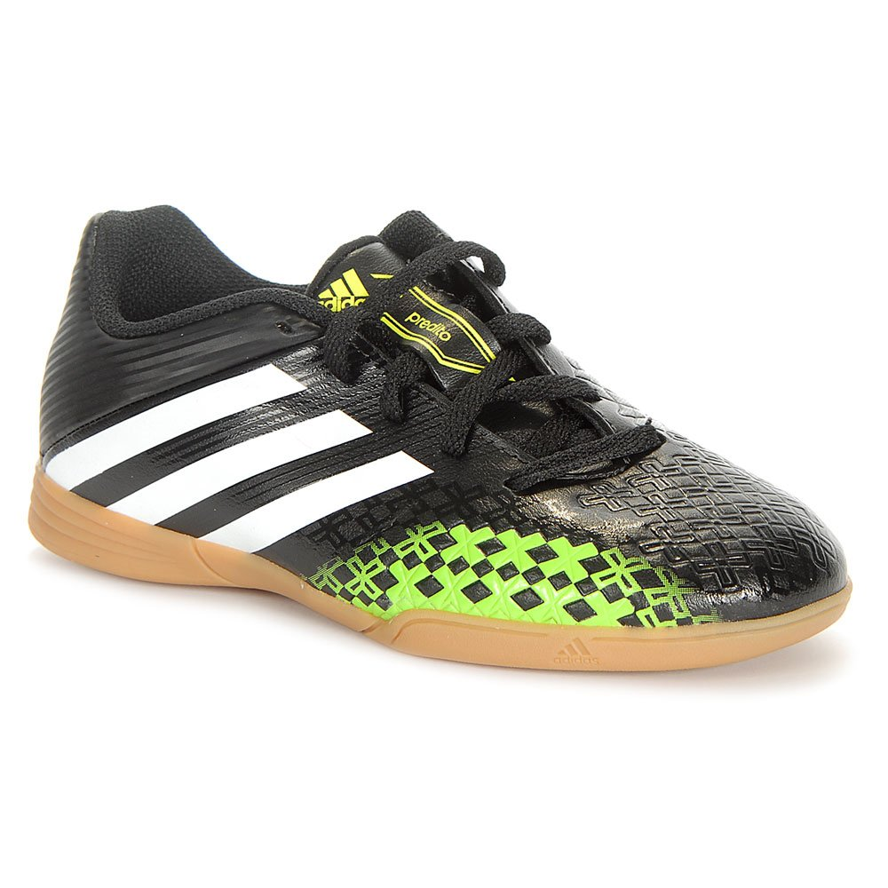 Adidas PROTito LZ INDOOR Q21687 Schwarz Hallenschuhe Futsal