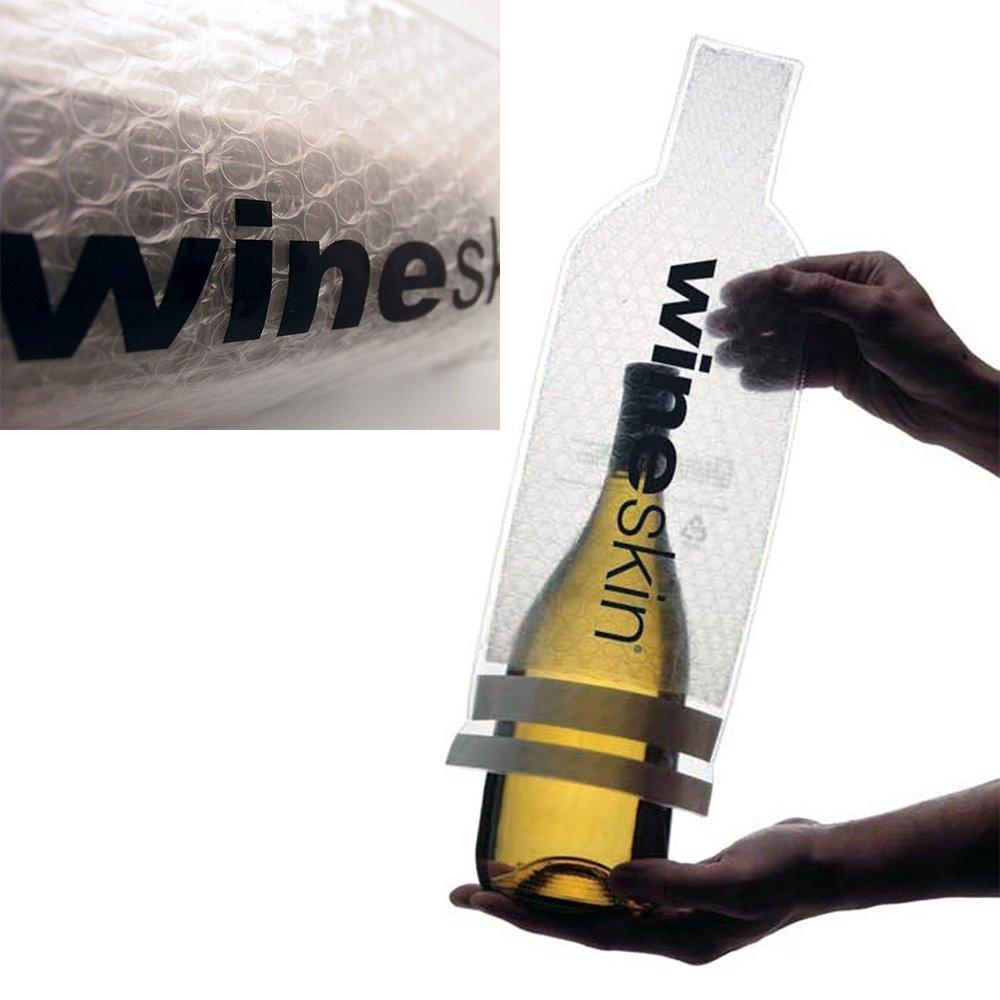 Wine Skin WineSkin Bag, 6-Pack AX-AY-ABHI-50944