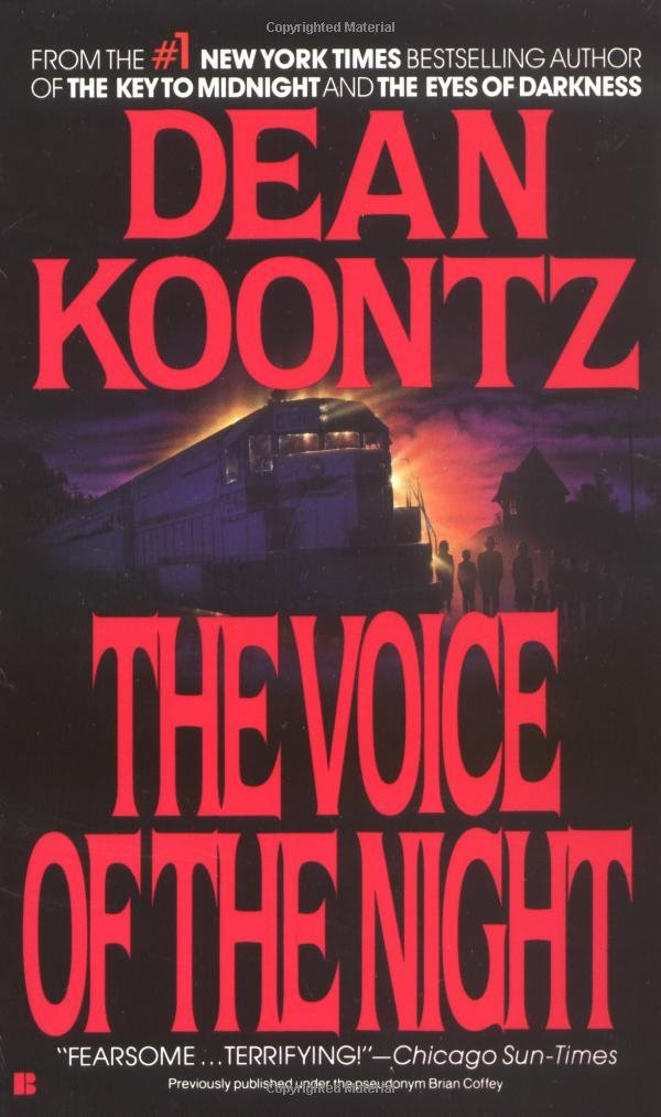 dean koontz review