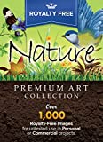 Royalty-Free Premium Nature Image Collection: Top-Quality ClipArt and Backgrounds To Make Your Scrapbook Designs, Invitations and Other Projects COLORFUL!! (for MAC) [Download]