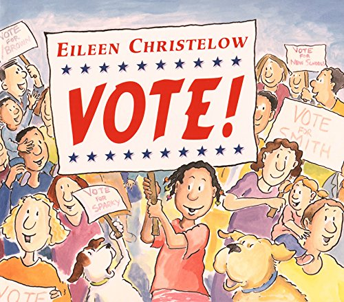Vote Eileen Christelow product image