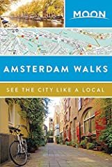 Experience Amsterdam like a local: on foot!Wander along Amsterdam's sparkling canals and bask in the diversity of its village vibes and cosmopolitan culture with Moon Amsterdam Walks. This full-color guide features:Six customizable walks thro...