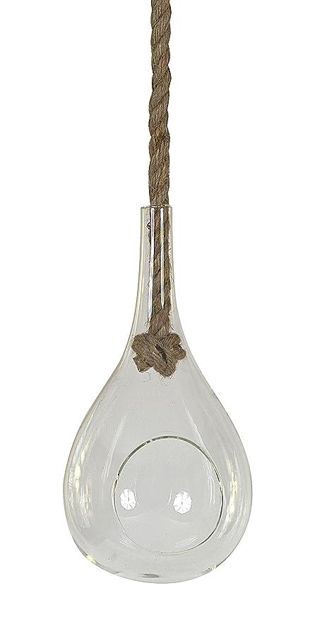Creative para Colgar jarrón de Cristal con Cuerda