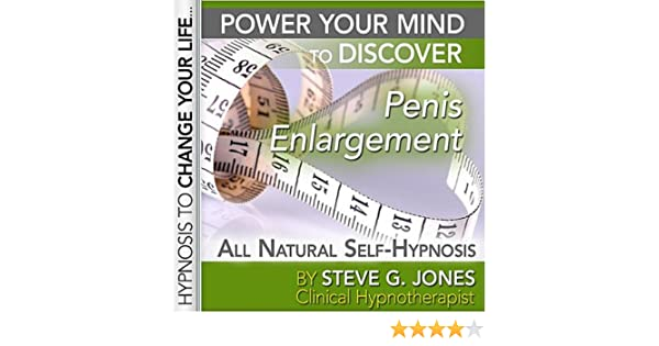 Absolutely not hypnosis penis enlargement