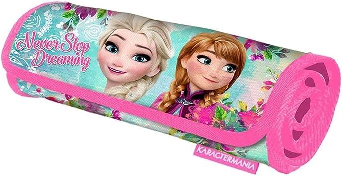 Disney Frozen Estuche portatodo, Color Turquesa, 61 cm (Karactermanía 32377): Amazon.es: Juguetes y juegos