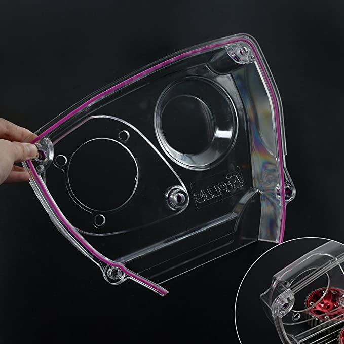 Amazon.com: Clear Cam Gear Timing Belt Cover Pulley For NISSAN Skyline R32 R33 GTS RB25DET: Automotive