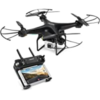 GoolRC Drones Quadcopters with 720P Camera T106 WIFI FPV Altitude Hold RTF RC Drones for Beginner