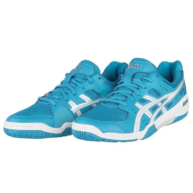 Asics Gelcyber Speed 2 Blanc-Bleu - Chaussures Baskets basses Homme