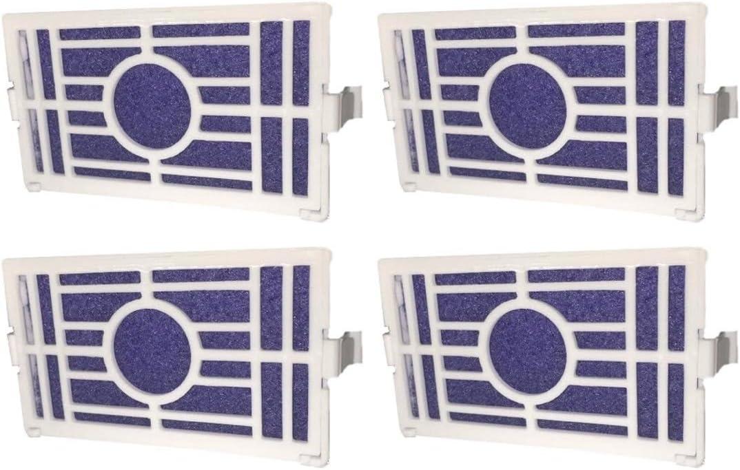 yan/_ 4 Fresh Flow Filters for Kitchenaid Maytag Refrigerator Fridge Air Filter