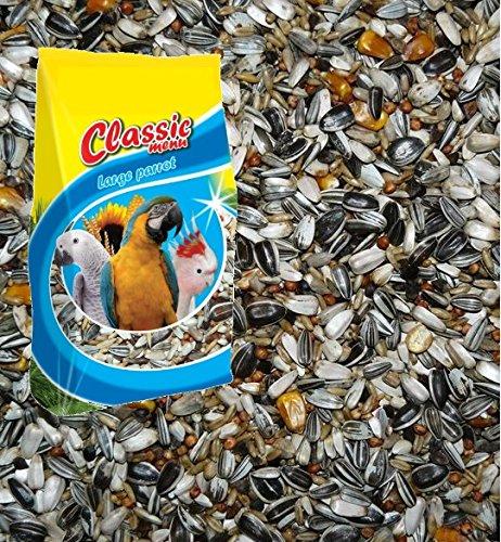 Heritage - Mélange de graines premium pour Gris du Gabon Heritage Pet Products