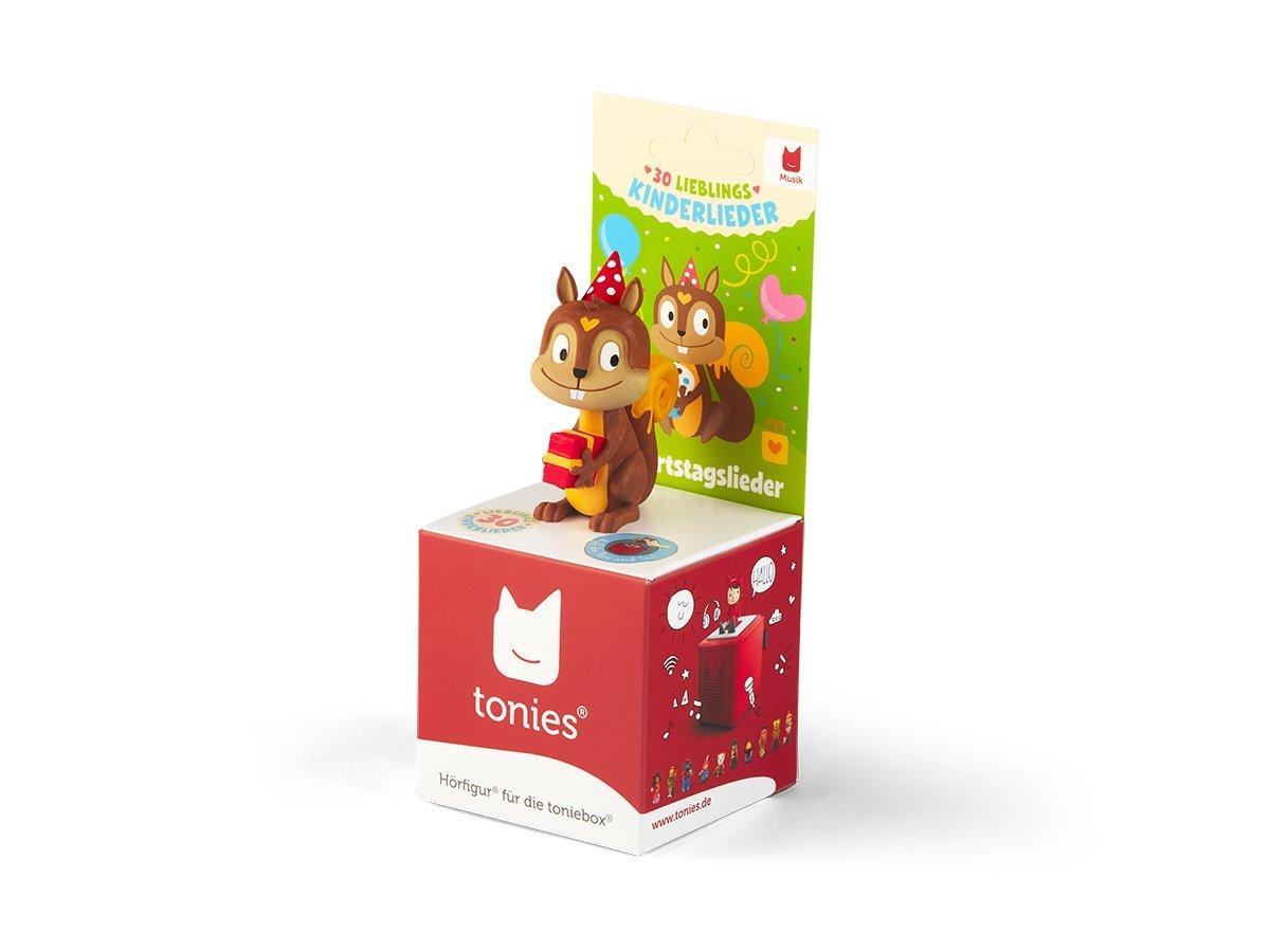 tonies® Hörfigur - 30 Lieblings-Kinderlieder - Geburtstagslieder Boxine GmbH 01-0129
