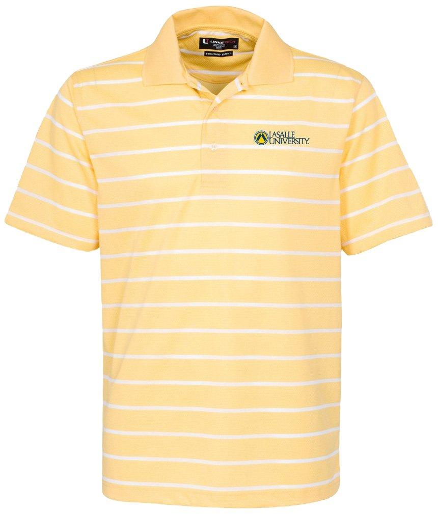 NCAA la Salle exploradores hombres de Pebble textura Golf Polo ...