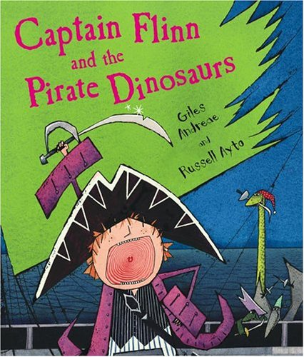 Download Captain Flinn and the Pirate Dinosaurs PDF