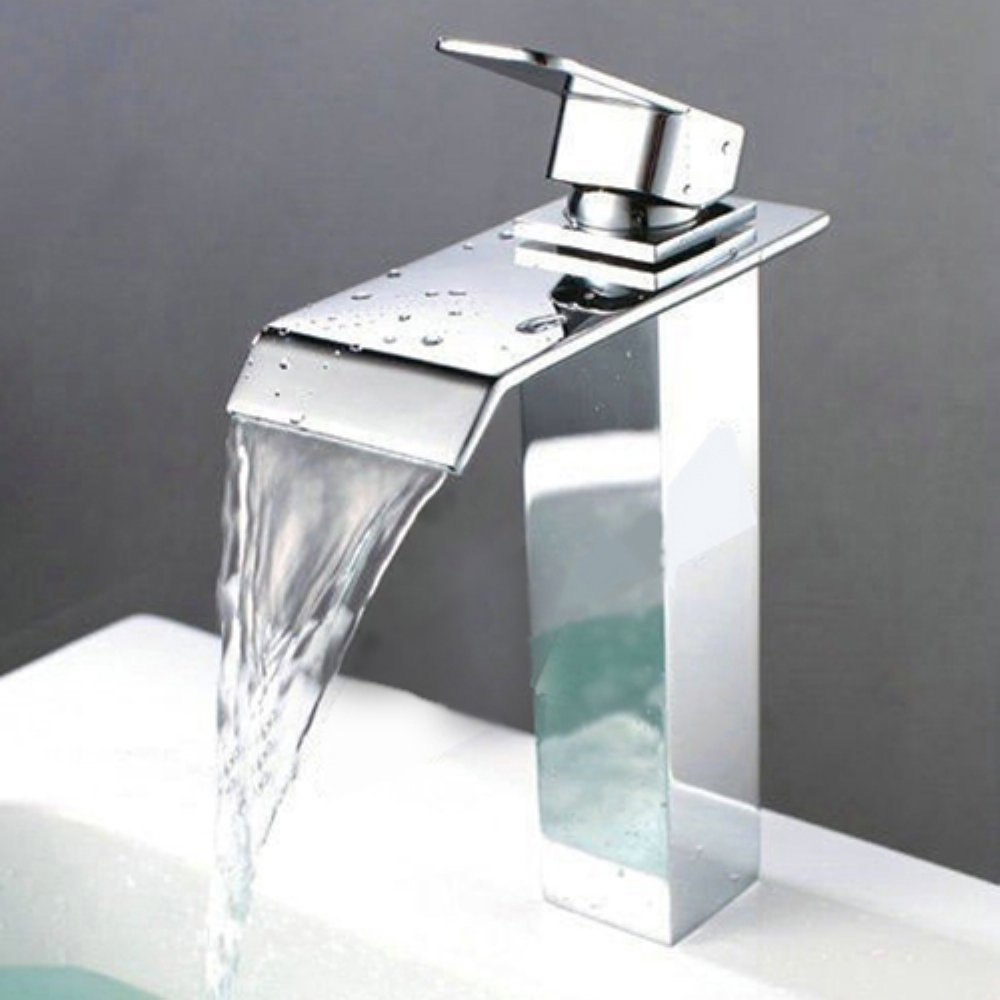 high-quality Kokols 81H37 Single Hole Vessel Bathroom Faucet