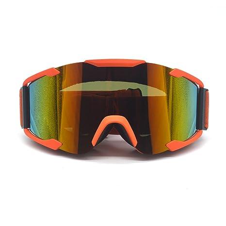 b9d13440d4 Evomosa Motorcycle ATV Off-Road Bikes Motocross Helmet Goggles Glasses  Sunglasses Eyewear Snowboard Ski (
