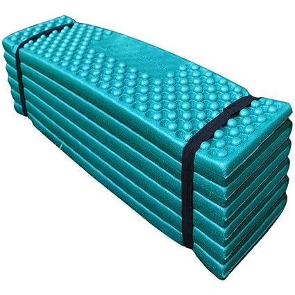 Amazon.com: Camping PE espuma Mat Ejercicio Yoga Mat extra ...