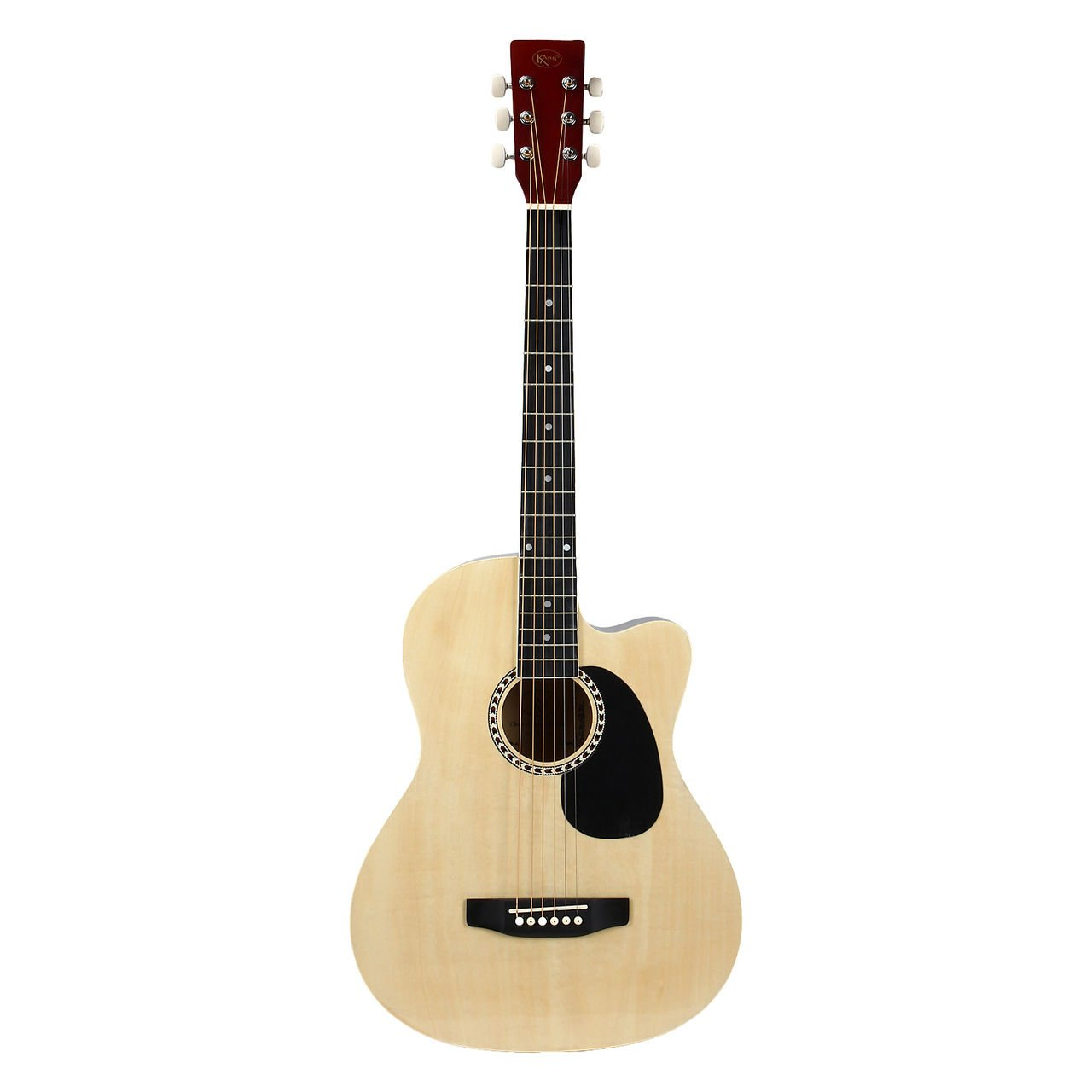 2f59f853d3f Kaps St - 1CM, 6-Strings, Acoustic Guitar: Amazon.in: Electronics