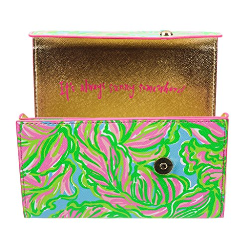 "Sunglass Case in ""In the Bungalows"" By Lilly Pulitzer"