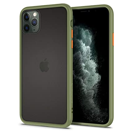 Ciel by CYRILL [Color Brick Collection] Designed for Apple iPhone 11 Pro  Max Case (2019) , Khaki