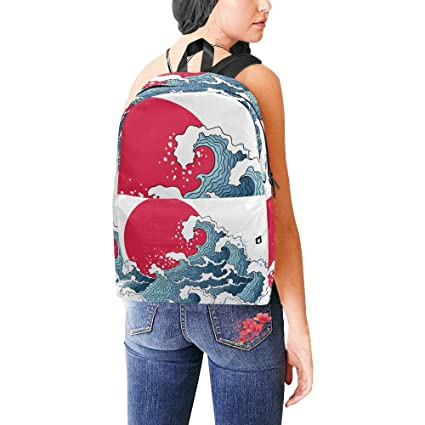 amazon mochilas grandes asiaticas