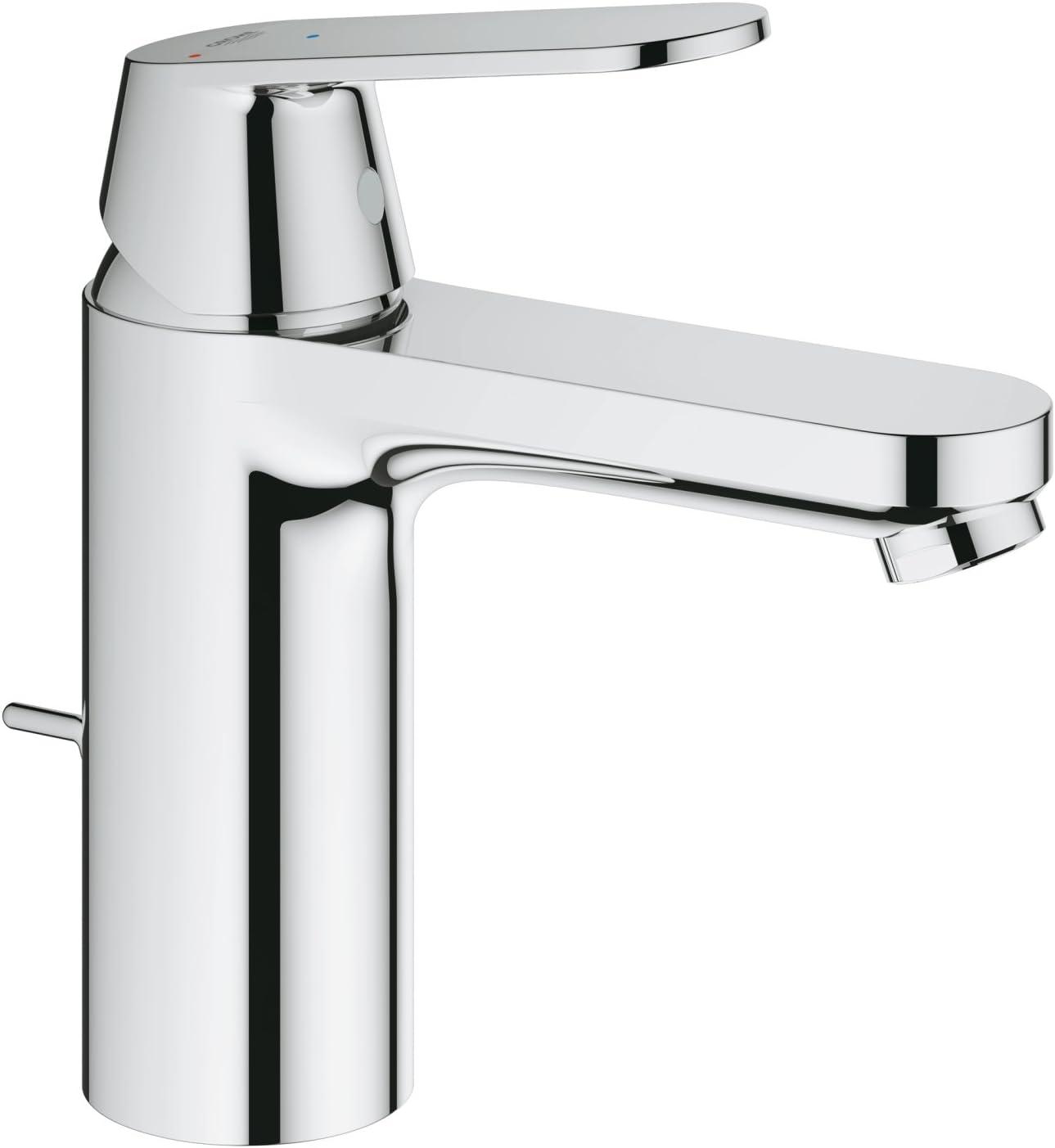 Grohe Eurosmart 2339600E - Grifo de lavabo con vaciador automatico ...