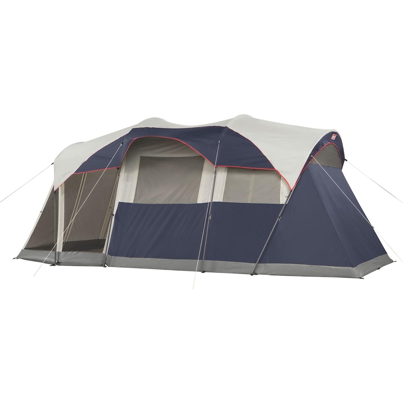Multiple Room Tents Amazoncom Coleman Elite Weathermaster 6 Screened Tent Multi