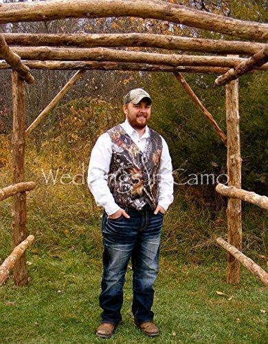 MEN'S CAMO VEST Mossy Oak New Breakup