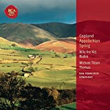 Copland: Appalachian Spring; Billy the Kid; Rodeo: Classic Library Series