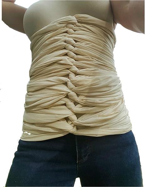 6f57d9bc7f4f1 Bengkung Belly Bind Postpartum Wrap - Natural Muslin 100% Cotton (Regular)
