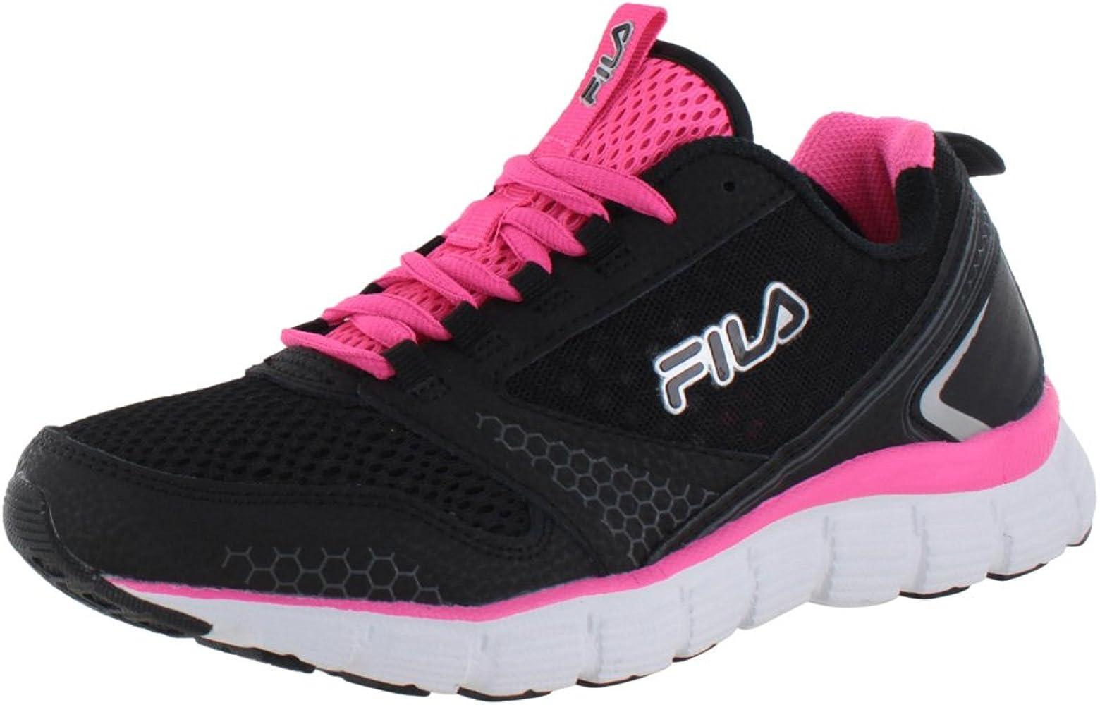 Fila de Memoria Windstar Las Zapatillas de Running: Amazon.es ...