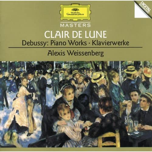 debussy clair de lune The first time i heard clair de lune many years ago, i immediately thought it was a beautiful piece, but i didn't think there was anything special just like any other classical piece that.