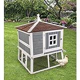ware chicken coop - Ware Manufacturing Premium+ Chicken Pagoda Hutch