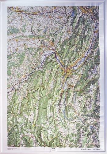 Download Chartreuse / Vercors Relief 2014: IGNR60171 ebook