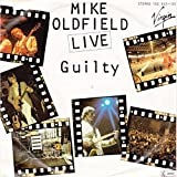 Mike Oldfield - Guilty (Live) - Virgin - 100 932, Virgin - 100 932-100
