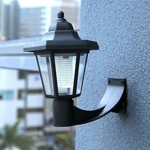 baozge lámpara Solar Repelente de Mosquitos de Pared lámpara de Mosquitos jardín Exterior lámpara LED de césped lámpara Solar Mosquito Killer: Amazon.es: Hogar