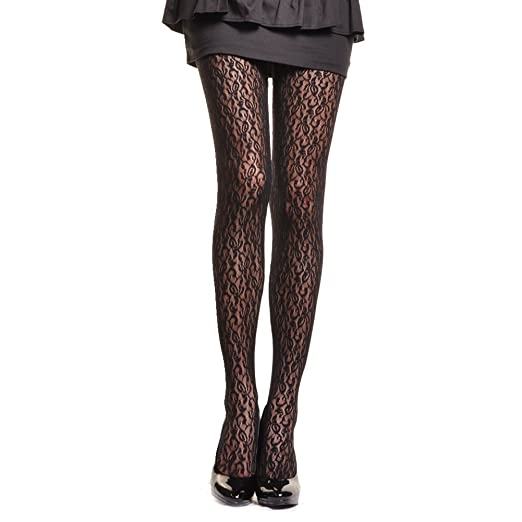 276a0b37338 Angelina Ivy Lace Tights