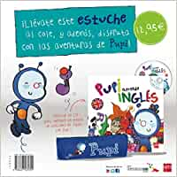 Pack Aprende inglés con Pupi + Estuche: Amazon.es: Menéndez-Ponte, María, Bastida Calvo, Xohana, Andrada Guerrero, Javier: Libros