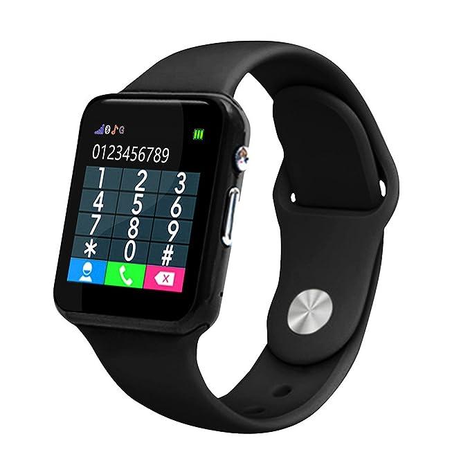 Amazon.com: Reloj inteligente para niños con GPS y ...