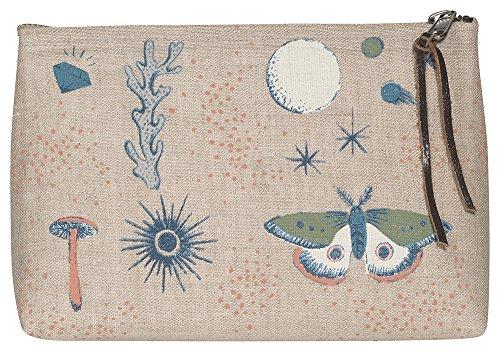 Mystique Jewelry - Danica Studio Cosmetic Linen Bag, Small, Mystique