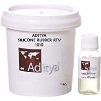 MurtiSil Aditya Silicone Rubber Rtv 1010 for General Purpose and 9-inch Height Statues (1 Kg)