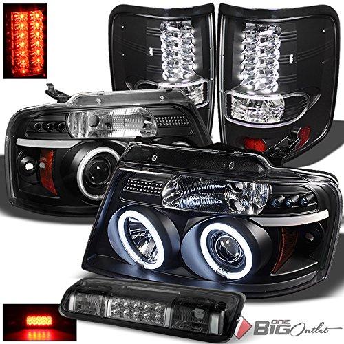 07 f150 smoked headlights - 6